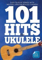 101 HITS FOR UKULELE -Blue Book