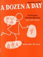 A Dozen A Day -  Book Four: Lower-Higher