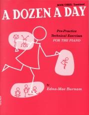 A Dozen A Day - Book Three: Transitional