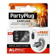 Alpine Party Plug -musta