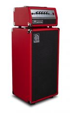 Ampeg Microvr Set Limited Edition -punainen