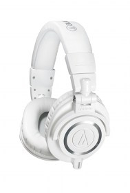 Audio-Technica ATH-M50x-WH - Valkoinen