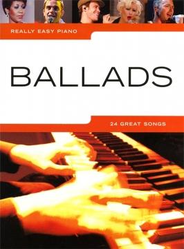 Really Easy Piano – Ballads