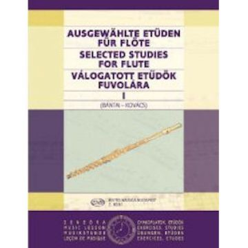 Bantai-Kovacs: Selected Studies for Flute I