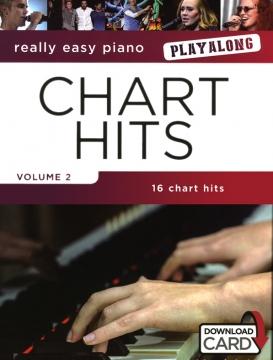 Really Easy Piano – Chart Hits, Vol. 2