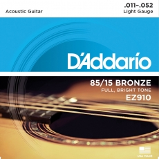 D'Addario XL EZ910 Light .011 -.052