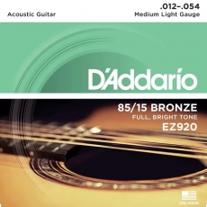 D'Addario XL EZ920 Light .012 -.054