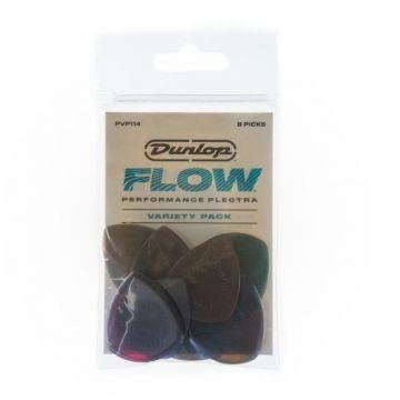 8-Pack Dunlop Flow plektralajitelma