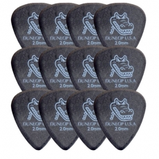 12-pack Dunlop Gator Grip 2.00mm