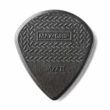 6-Pack Dunlop Jazz III Carbon Fiber Max Grip
