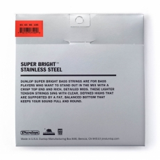 Dunlop Super Bright 45-105 basson kielet