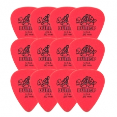12-pack Dunlop Tortex 0.50mm 12-pack