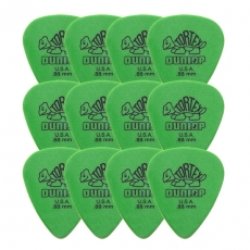 12-pack Dunlop Tortex 0.88mm 12-pack