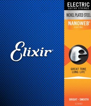 Elixir Nanoweb 10|46 Light sähkökitaran kielisarja