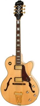 Epiphone Joe Pass Emperor II Pro -Natural