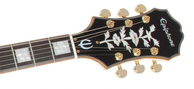 Epiphone Emperor Swingster Royale -Pearl White