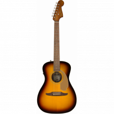 Fender Malibu Player Sunburst WN