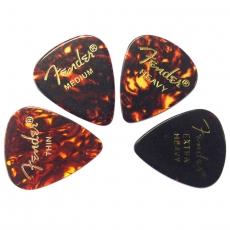 Fender plektrat 3kpl
