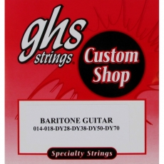 GHS Baritonikitaran kielisarja