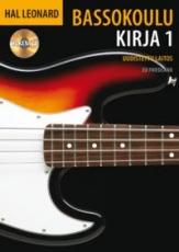 Hal Leonard Bassokoulu 1