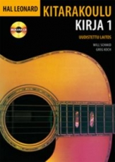 Hal Leonard Kitarakoulu 1