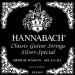 Hannabach Medium Tension Set 815MT