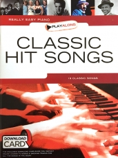 Really Easy Piano Classic Hit Songs - Play Along