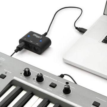 iRig MIDI 2 USB interface