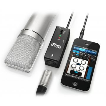 iRig Pre Mobile Mic Interface