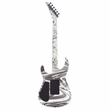 Jackson  X Series Soloist™ SLX DX Swirl -Satin White