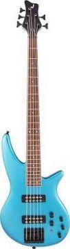 Jackson X Series Spectra Bass SBX V -Electric Blue