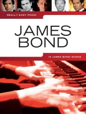 Really Easy Piano James Bond