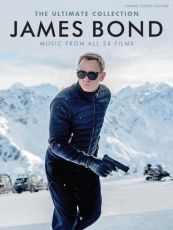 JAMES BOND ULTIMATE COLLECTION - Piano/Vocal/Guitar