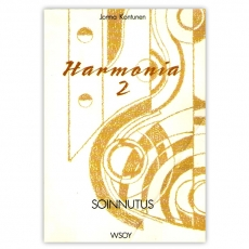 Jorma Kontunen: Harmonia 2: soinnutus