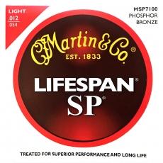 Martin Lifespan 12-54 kitarankielisarja