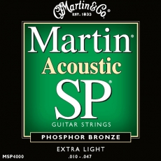 Martin & Co Acoustic SP Extra Light