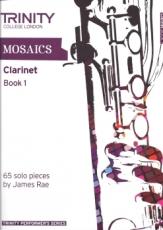 Mosaics Clarinet Book 1