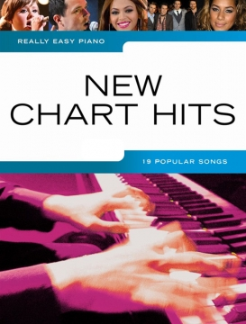 Really Easy Piano – New Chart Hits
