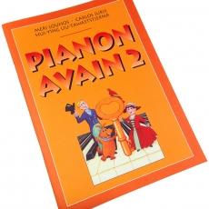 Pianon Avain 2
