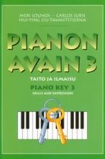 Pianon Avain 3 - Taito ja ilmaisu