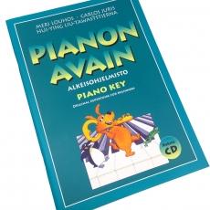 Pianon Avain - Alkeisohjelmisto