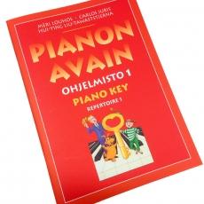 Pianon Avain - Ohjelmisto 1