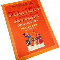 Pianon Avain - Ohjelmisto 2