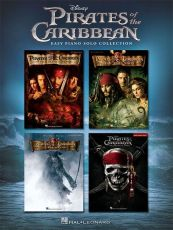 Pirates Of The Caribbean - Easy Piano Collection