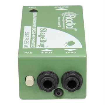 Radial StageBug SB-2 Passive DI Box