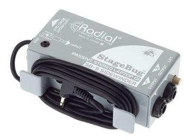 Radial StageBug SB-5 Laptop DI BOX