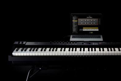Roland RD-88 Stage Piano -kaiuttimilla