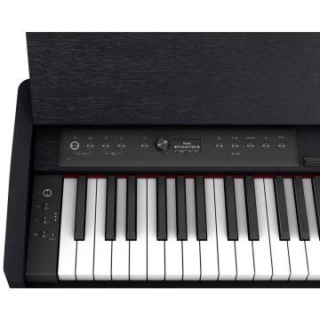 Roland F701 matta musta