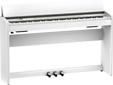 Roland F701-WH -valkoinen
