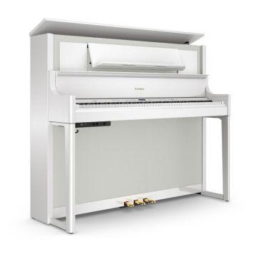 Roland LX708PW kiiltävä valkoinen